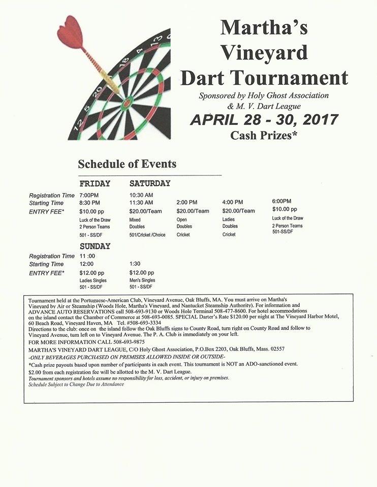Lakeville Eagles - Dart Tournaments